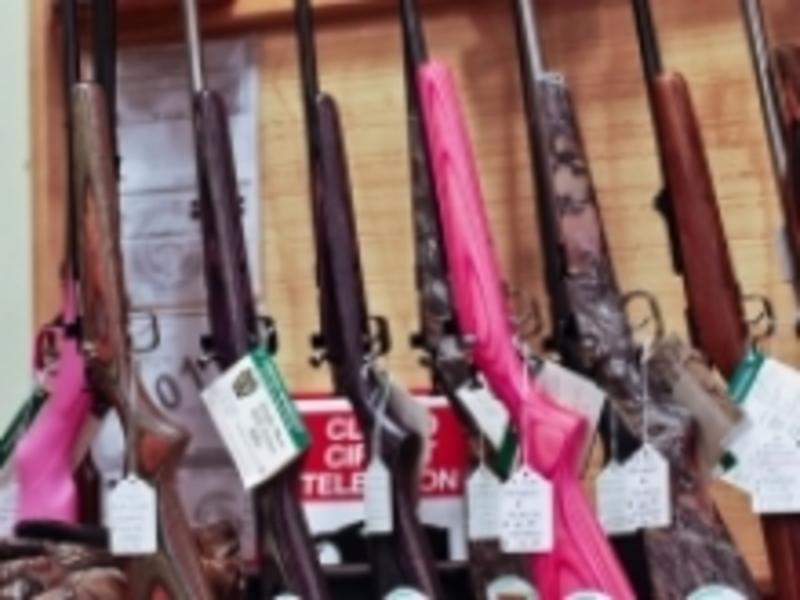 Large pinkguns